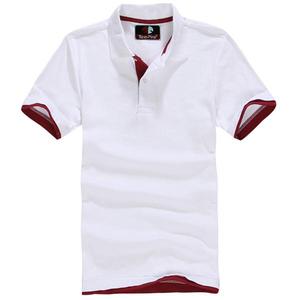 Wholesale 2017 100% cotton unisex new design polo t-shirt black pique uniform polo shirt