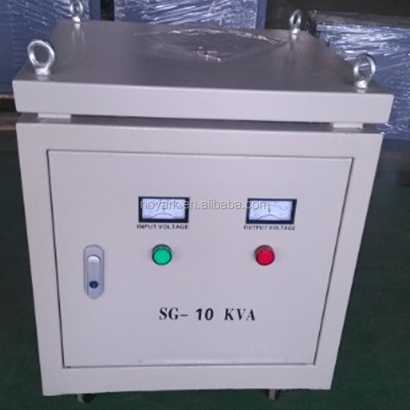three phase transformer 220v to 400v,10kva dry type transformer 220v to 400v
