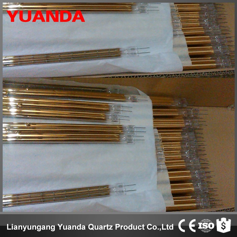 YUANDA warm air heat lamps for animal OEM customer made size