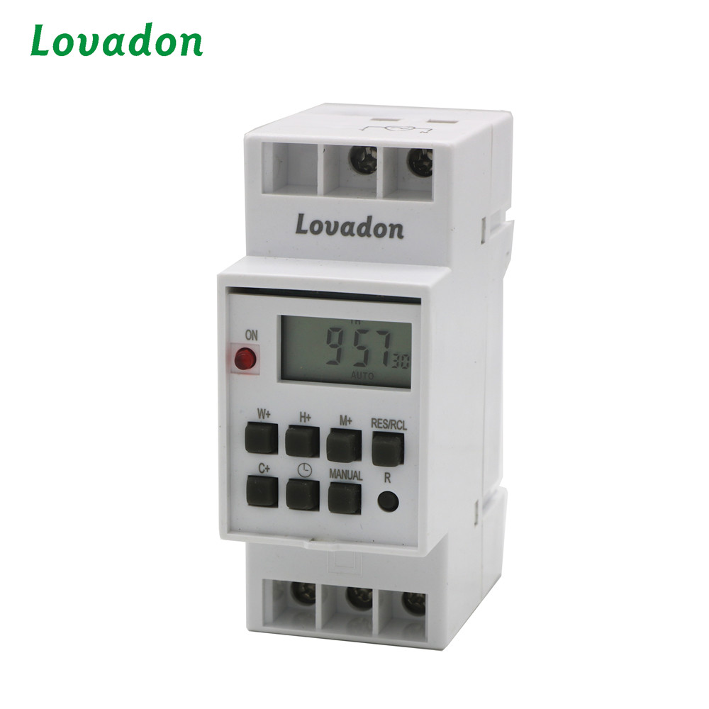 Weekly Programmable Periodic Timer Electrical Industry Digital Lcd Circuit Buy Timerdigital Timerelectrical Product On