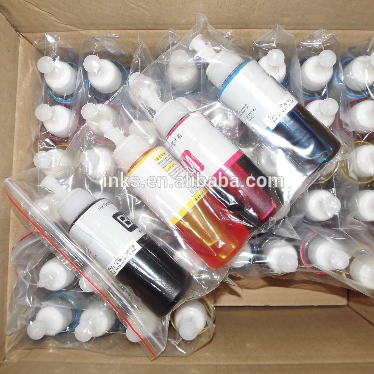 Factory price compatible for Epson T50 / L800 / R230 pigment ink