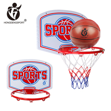 wholesale plastic board set kids 39 cm basketball hoop mini for entertainment