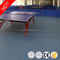 Unique style durable table tennis sports floor for training for sale