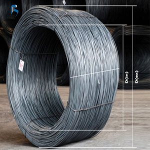 China High/Low Carbon Steel Wire Rod 6mm Ms Wire Rod Price