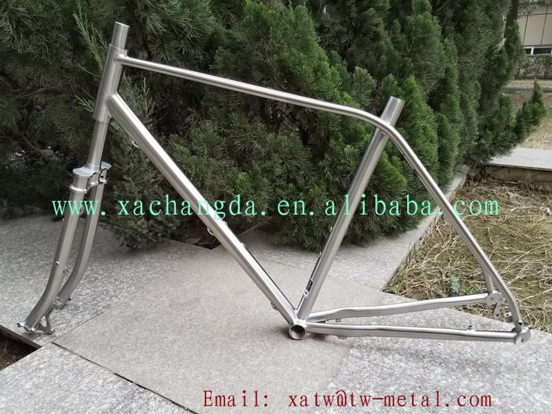 Titanium Cyclocross Bicycle Frames Cyclocross Bicycle Frames Ti ...