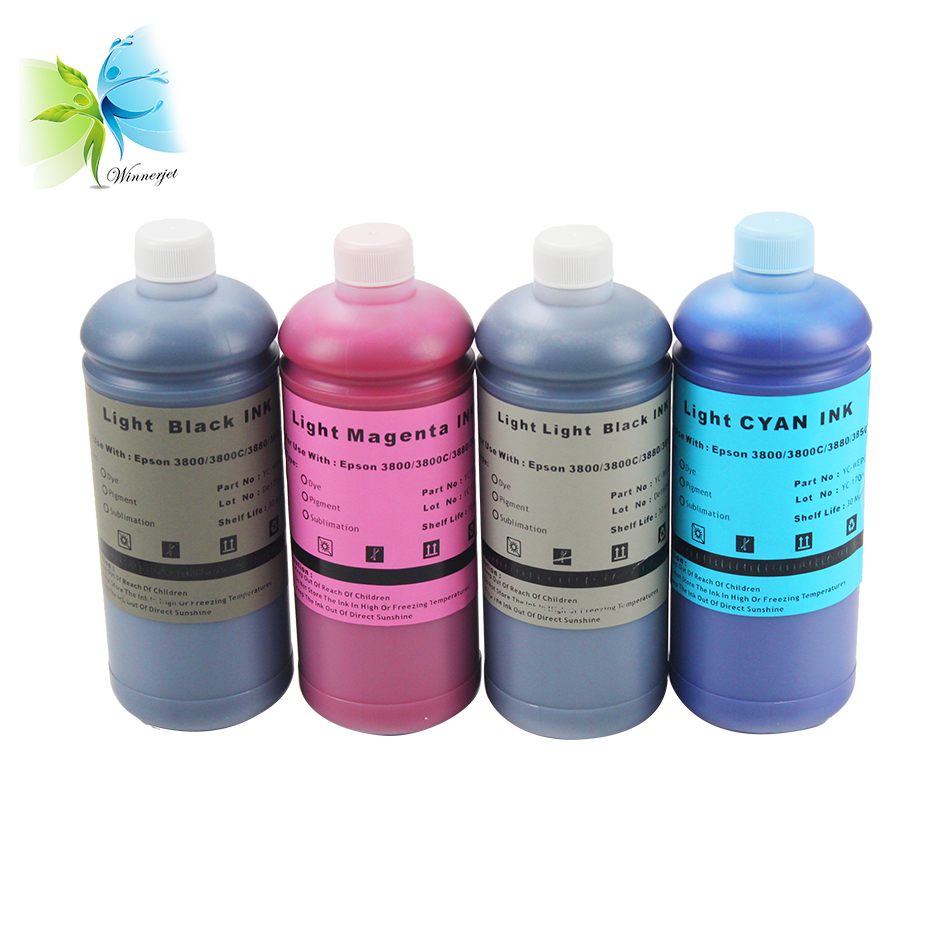 Office Electronics Trend Mark 1000ml Dtg Printing Ink For Epson Textile Ink For Epson T50 T60 1390 1400 1430 R1900 R2000 R3000 F2000 3880 3890 3850 3800c 3800 Cheapest Price From Our Site