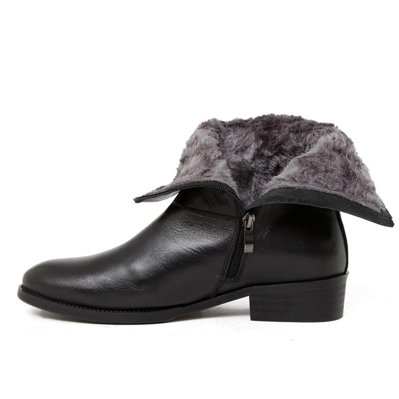 Winter Boot Dress Shoes