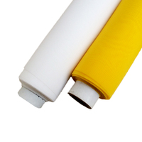 white color dpp polyester silk screen printing mesh bolting cloth