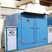 Industrial reactor Transformer Hot Air Circulating Drying Oven for Sale