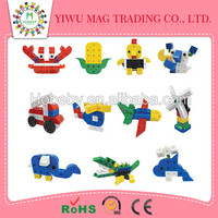 Hot china products wholesale top plastic building blocks toy for kids