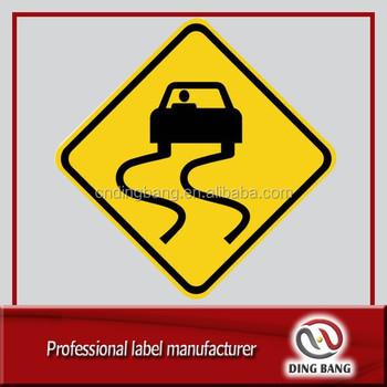 Db Custom Road Safety Signs Print