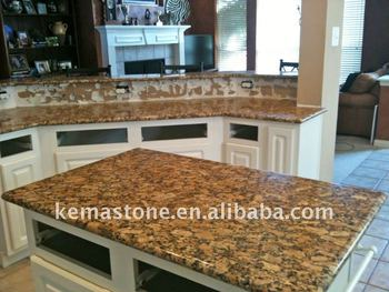 Prefab Granite Island Kitchen