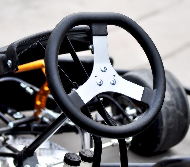 Optional Honda Engine Go Kart 270cc 9hp For Playground/park ...