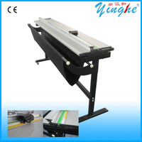 Economical large format programing used guillotine paper cutter