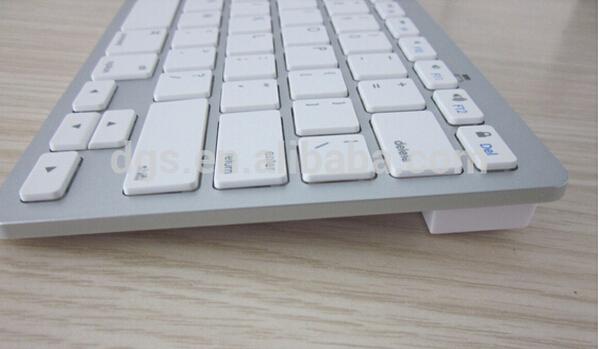 Wholesale Mini Aluminum Bluetooth Wireless Silver & White Smart ...