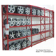 Chinese supplier car alloy wheel display rack