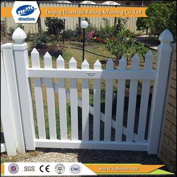 Vinyl pvc picket fence gates designs buy picket fence gatespvc vinyl pvc picket fence gates designs workwithnaturefo