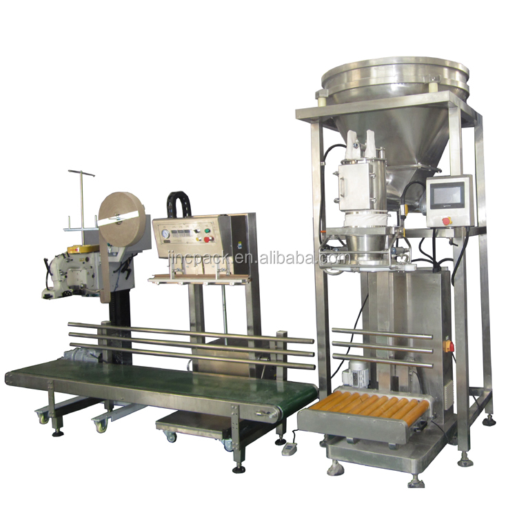 powder filling machine 25kg powder packing machine for bag