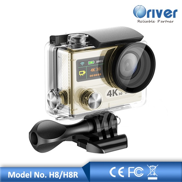 2inch action camera support plane shots 4k action camera