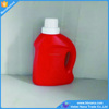 Liquid laundry detergent plastic bottle with trigger various color