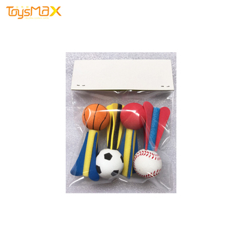 Hot selling kids foam toys eva dart fly bomb for fun