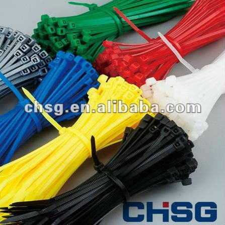 Manufacturer cable tie raw material PA PP(SG)