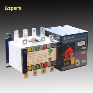 3P/4P 63A automatic transfer switch single phase for Generator