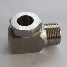 Ceramic water jet spray nozzle