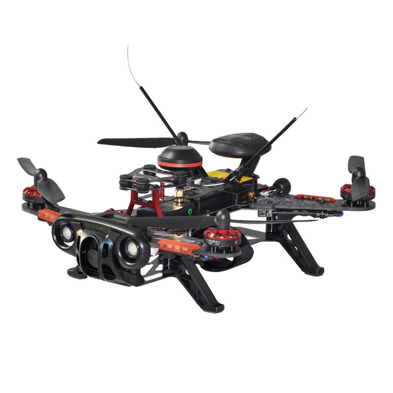Walkera runner250 advanced RC Drone with devo 7 transmitter GPS version 1080P camera w/ new bag