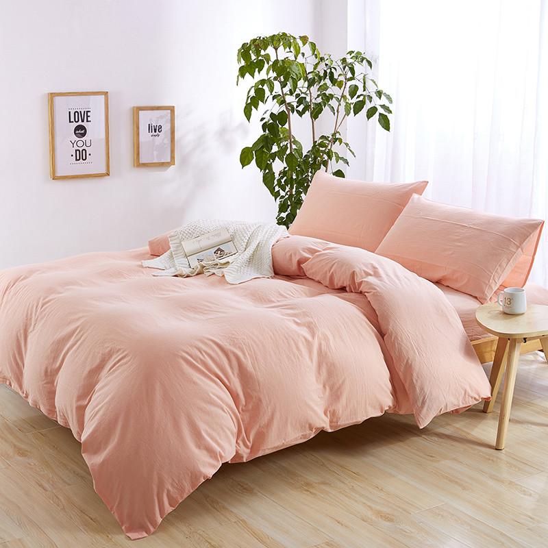 Stonewashed cotone 100 biancheria di lino biancheria da letto set copripiumino letto spread - Biancheria da letto ...