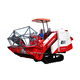 professional wheat rice maize harvester with combine
