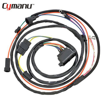 auto exhaust emission controller for electric vehicles wire harness rh alibaba com Wiring Harness Terminals and Connectors Wiring Harness Diagram