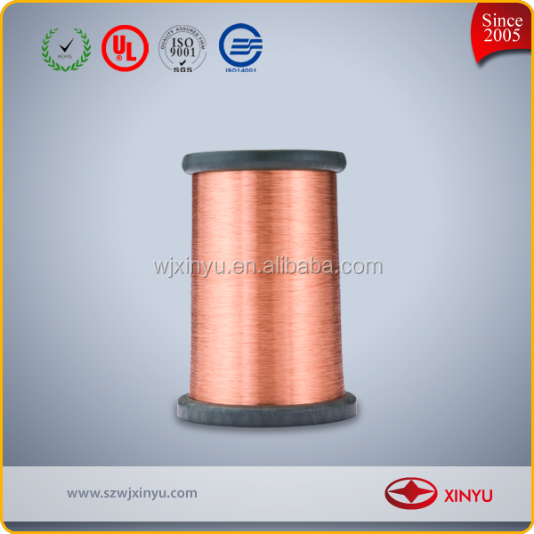China manufacturer price Electric Insulation Enameled Copper Coated Aluminum wire