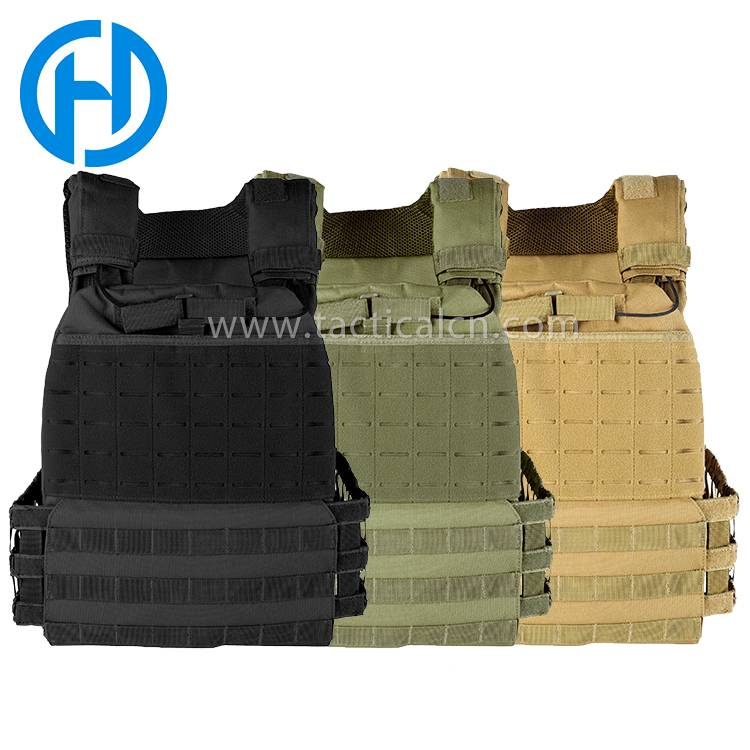 Plate Carrier Vest Weight Vest for <strong>Fitness</strong> and Running