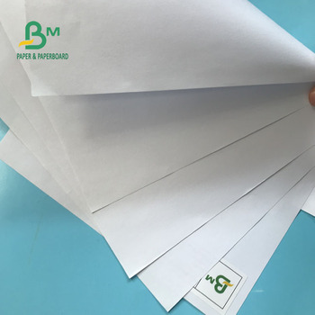 Uncoated White 70G 80G 100G  Woodfree offset Paper roll