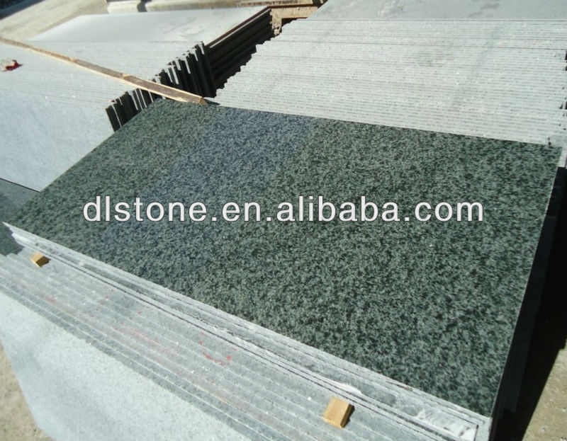 Natural China Green Granite Stone with low price