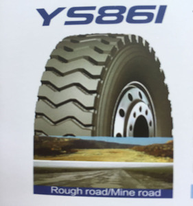 Truck Tyre Mining Tyre 7.50R16LT For Rough Road And Mine Road