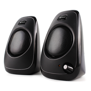 New Wired Laptop Speakers 2.0 Channel Small Computer Desktop Speakers for PC