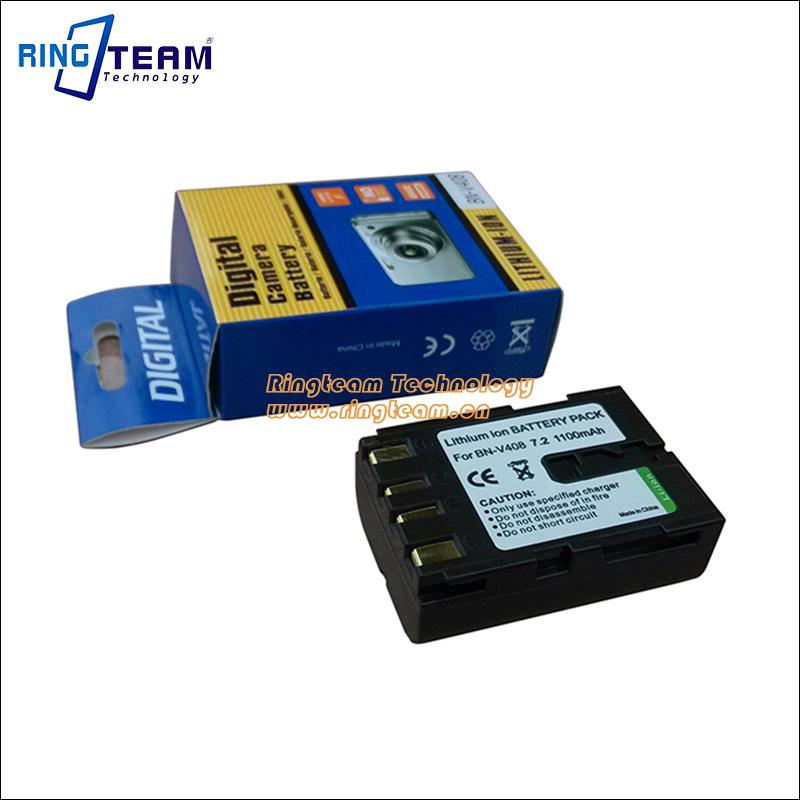 BN-V408U BN-V408 Batería Para JVC GR-DVL815U DVL820U GR-DVL915U DVL920U MiniDV