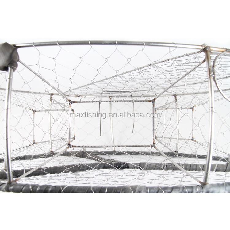 Stainless Steel Wire Crab Trap, Stainless Steel Wire Crab Trap ...