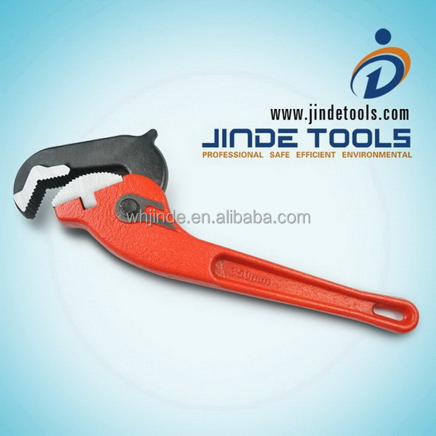 rapid grip wrench,strength pipe wrench