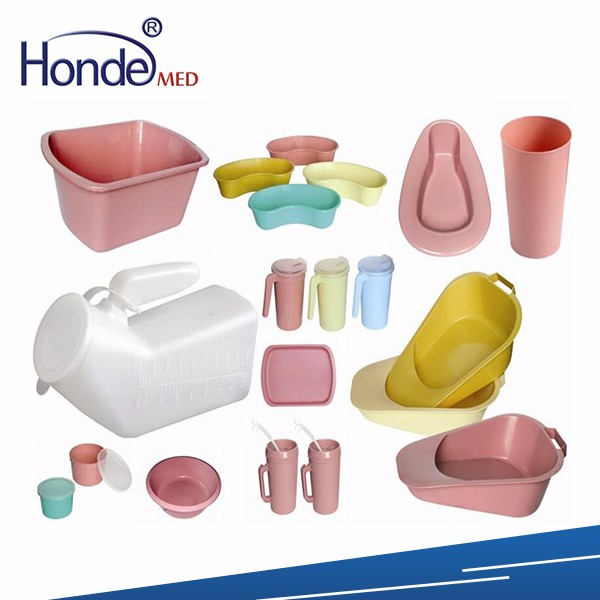 Hot Hospital Plastic Stool Bedpan With Cover Buy