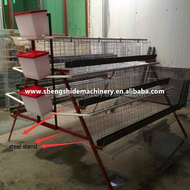 Manufacturer Automatic Nipple Drinker System Chicken Layer Cage For Poultry Farm