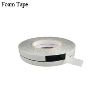 Pressure Sensitive custom made logo printer  3M Vhb acrylic two way sticky PE double sided foam tape
