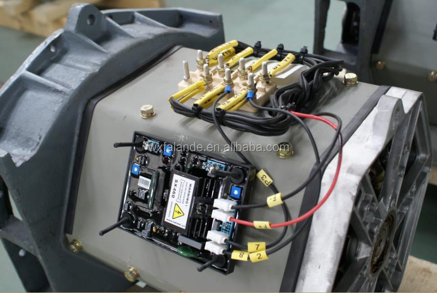 Stamford    Type Ac Single Phase    Alternator    15kw  Buy