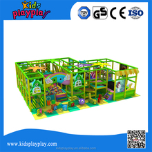 Specialized Preschool commercial soft foam indoor playground for children