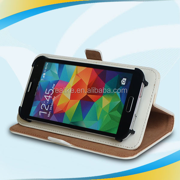 "Luxury Flip lock 10"" universal andriod tablet pc color pu leather tablet case"