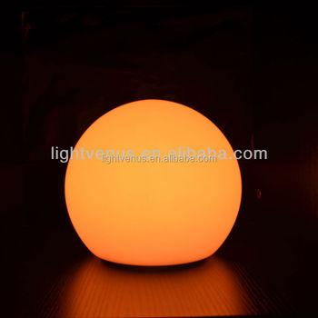 Led Glowing Orb Pool Light Glow
