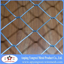 fast delivery pvc galvanized gabion chain link channel fence