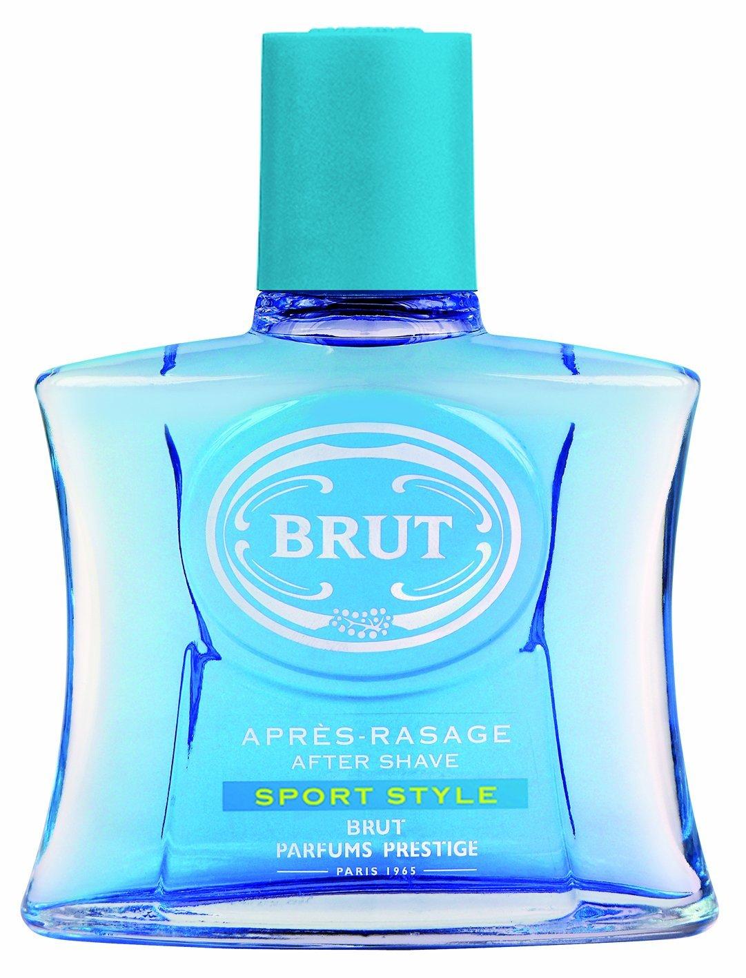 Brut Sport Style Aftershave 3.4oz (100ml) Splash